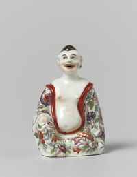 Seated figure (Pagoda)