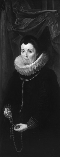 Portrait of Adriana Perez
